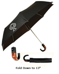 "B1342 - The 46"" Auto Open/Auto Close Folding Umbrella"