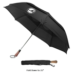 "B1344 - The 58"" Auto Open Folding Windproof Golf Umbrella"