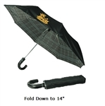 "B1345 - The 43"" Safety Auto Open Folding Umbrella"