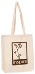 B3024 - The 5oz Natural Cotton Tote Bag