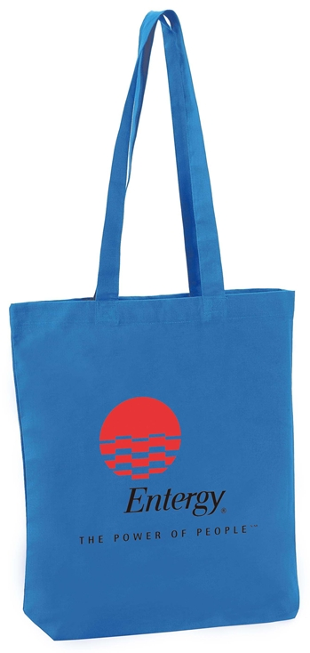 B3025 - The 5oz Colorful Cotton Tote Bag