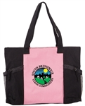 B3031 - The Convenience Zippered Tote