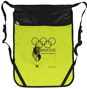 B3071 - Double Compartment Sports Backpack