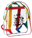 B7010 - Kids Clear Backpack