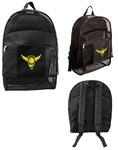 B7011 - The Mesh Backpack with Padded Back