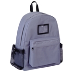 B7013 - The Padded Backpack with ID Card Holder