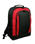B7022 - Backpack with Organizer Front Pocket