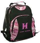 B7030 - Kids Camo Double Backpack