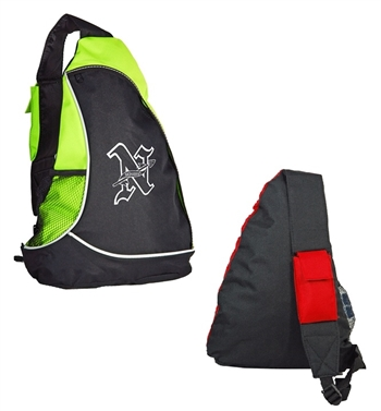 B7045 - The Sling Backpack with Phone Pocket on Strap