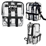 B7048 - The College Clear Backpack