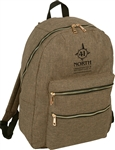B7051 - The Hipster Backpack