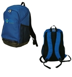 B7054 - The Large Padded Back Multi Pocket Hikers Backpack