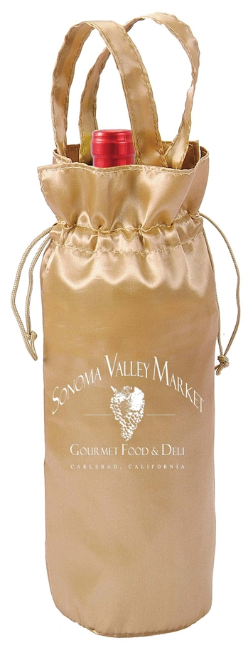 B8023 - Big Gift Sack, Wine Bag