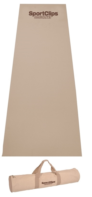 B8058 - The Kerala Double Thickness Full Length Yoga Mat and Case