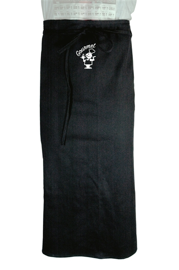 B8201- Heavy Cotton Chef Bistro Apron
