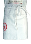 B8202- Heavy Cotton Short Bistro Apron