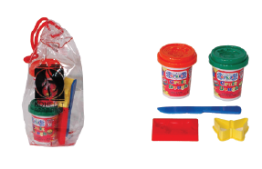 K9102 - Small Dough Play Pack