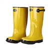 Yellow Slush Construction Boot