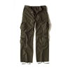 Men's Vintage OD Paratrooper Fatique Pant