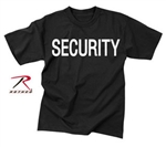 Security t-shirt Double Sided