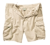 Men's Khaki Vintage Cargo Shorts