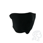 Half Mask, Neoprene, Black