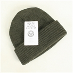 Genuine Military Issue Wool Watch Cap