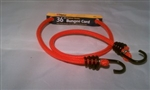 "36"" ORANGE BUNGEE CORD"