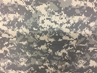 Army Digital Camo Fabric - Ripstop Poly/Cotton