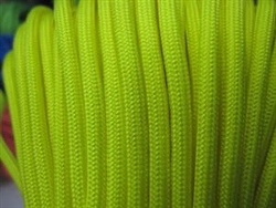 100' PARACORD - NEON YELLOW