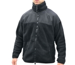 ECWS Black Fleece Jacket