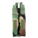 New Military Issue Camouflage MP5 Double Magazine Pouch