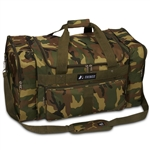 Woodland Camo Tote Bag