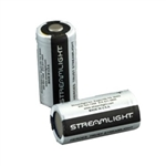 STREAMLIGHT 3V LITHIUM BATTERIES (123A)