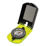 Hi Viz Folding Map Compass