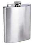 MAXAM 8oz STAINLESS STEEL FLASK