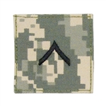 ARMY ACU DIGITAL PRIVATE RANK INSIGNIA