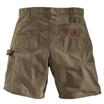 CARHARTT CANVAS DUNGAREE SHORT