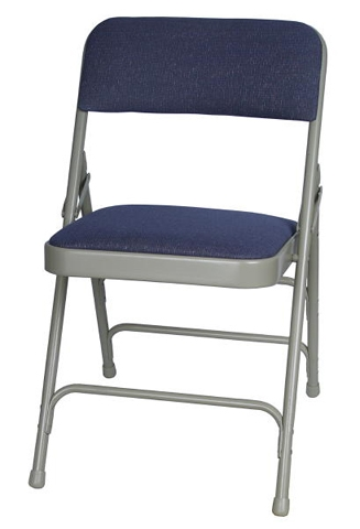 padded metal folding chairs free shipping 3
