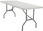 Free Shipping 30 x 96 Plastic Folding Table