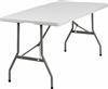 "30 x 60"" BiFold Discount Prices on plastic folding table, Plastic folding tables,"