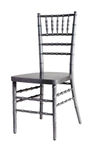 European Silver  Chiavari Chair at Discount Wholesale Prices - Hotel Chiavari Chair
