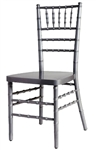 Discount Prices Silver Chiavari Chairs