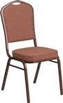 Blue Fabric Stacking Banquet Chair - Wholesale Prices