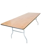 Large Plywood 48 x 96 Table