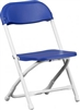 children Plastic Folding Chair - Illionis Cheap Plastic folding chairs, White Poly Samsonite Folding Chairs, lowest prices folding chairs
