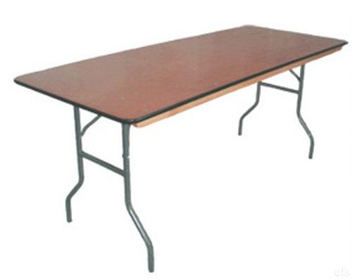 Cheap 30 X 96 Wood Folding Table Banquet Cheap Wholesale
