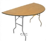 "<SPAN style=""FONT- WEIGHT:bold; FONT-SIZE: 11pt; COLOR:#008000; FONT-STYLE:"">1/2 Fold Plywood Folding Table <SPAN>"