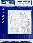 FN4A-EL 4F27E ATSG transmission repair manual.