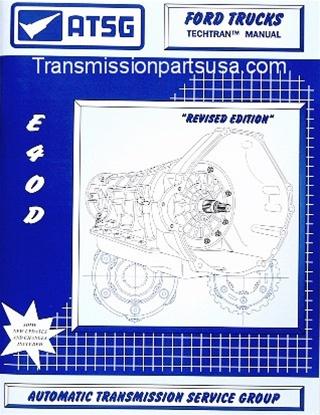 Rebuilding The 4L60E Transmission